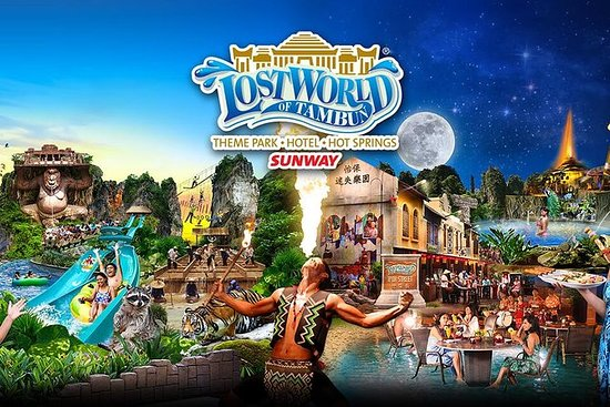 Lost World of Tambun Day/Night...