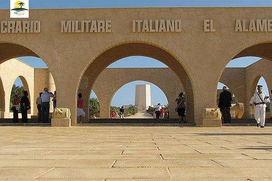 カイロ発El-Alamein日帰り旅行