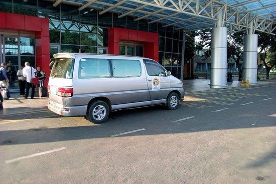 Victoria Falls Airport shuttles...
