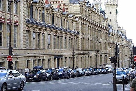 巴黎最佳徒步之旅