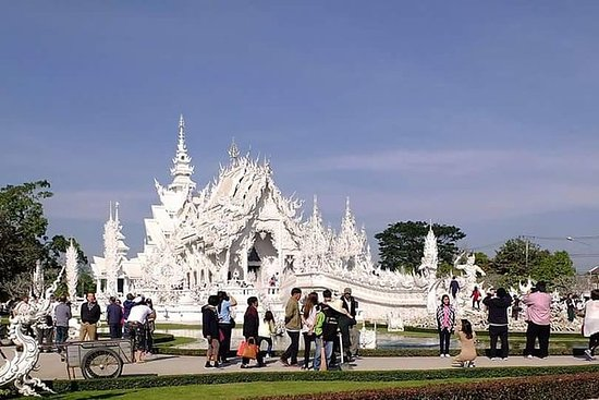 Visita turística Únete a Chiang Rai...
