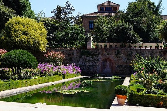 Billetter inkluderet: Alhambra...