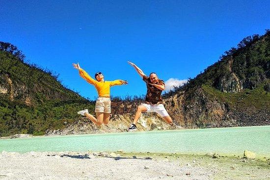 Excursión a Kawah Putih desde la...