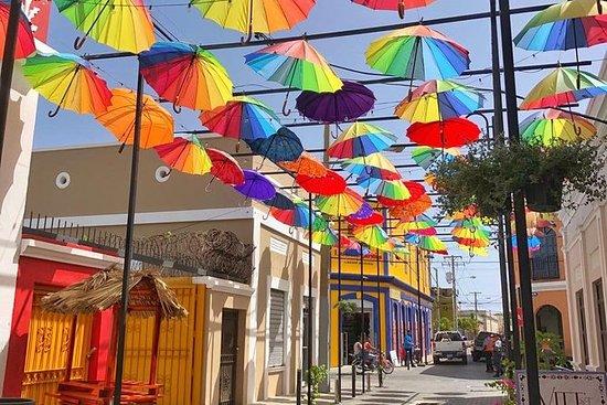 Enamórate del colorido Puerto Plata