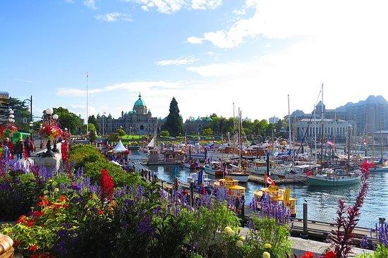 Tours van Vancouver naar Victoria