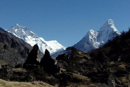 Everest base camp trek-15 dager