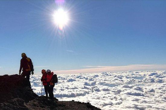 Excursión a la cima del monte Etna a...