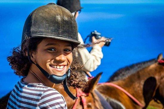 Cavalgada Maunga Terevaka: Excursão...