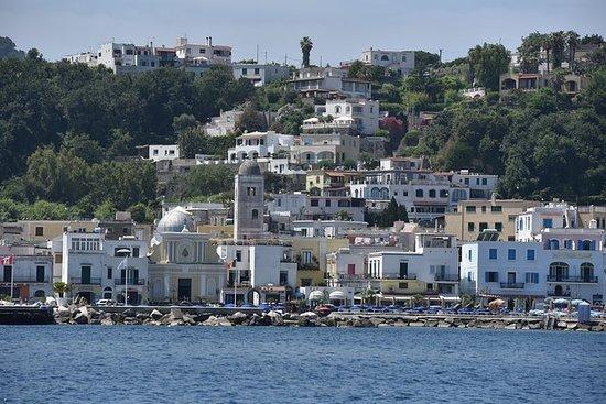 Ischia: Sant'Angelo en de zuidkust