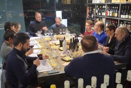 Verkostung von Wein und Speisen