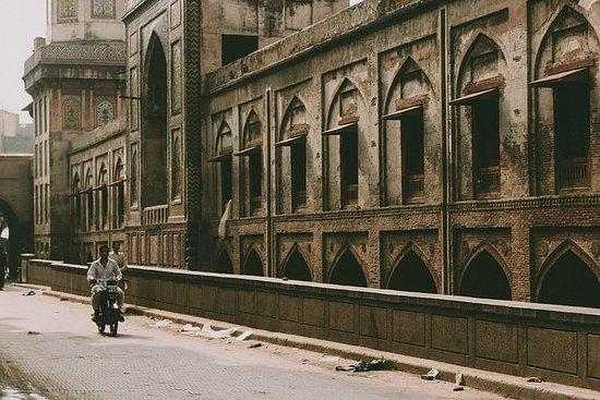 Den historiske byen Lahore