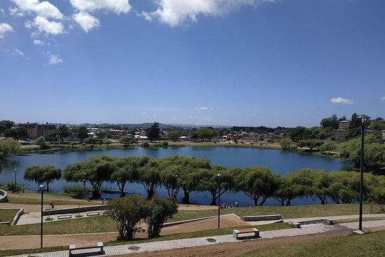 Lagoons of Concepción