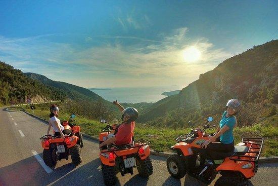 Adrenaline Quad Safari Tour
