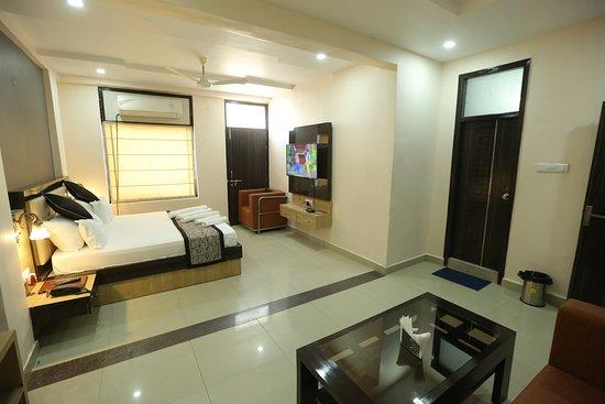 Banda, الهند: room