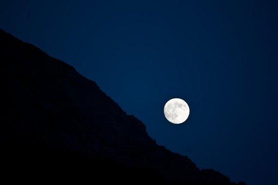 Natt tur i Mercantour