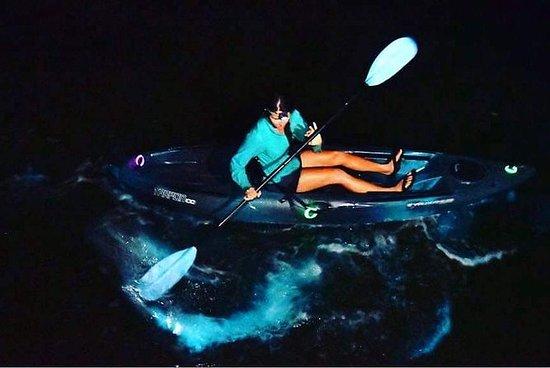 Tour in kayak bioluminescenti a Cocoa