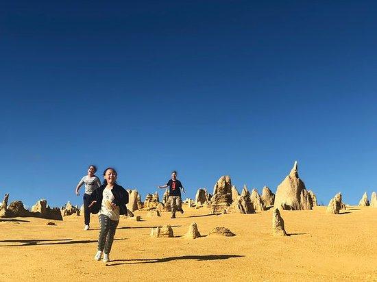 Pinnacles, Sandboarding, visite d'une...
