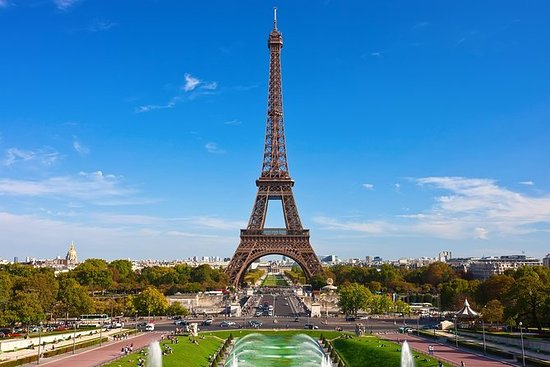 Full-Day Paris City Tour, Lunsj...