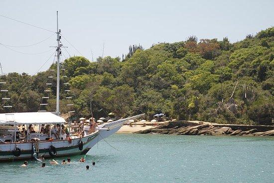 Búzios Día completo: Tour en bote y...