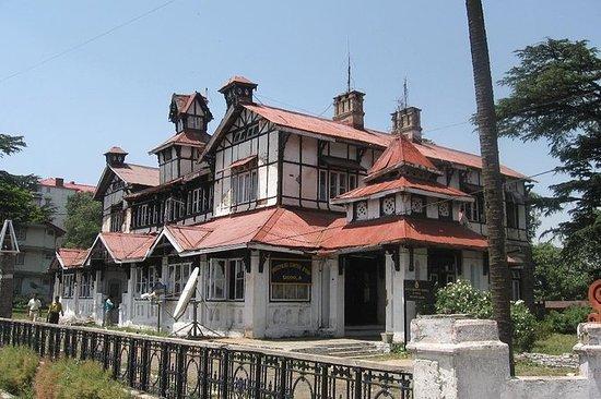 Shimla Heritage Walk med toppmøte...