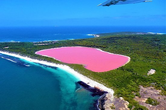 Lake Hillier - Middle Island Flight