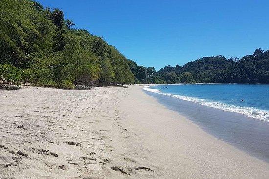 Manuel Antonio nasjonalpark; Beach...