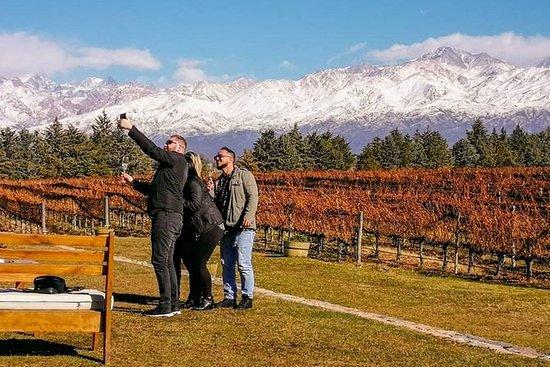 Å kjenne viner av den nye verden...
