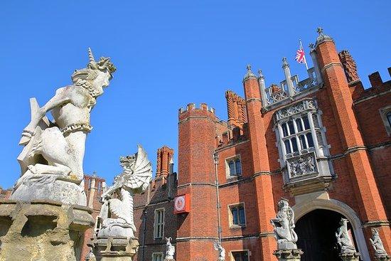 Hampton Court onafhankelijk bezoek ...