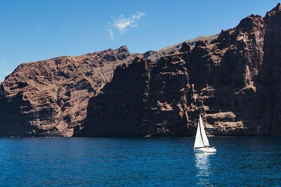Cliffs of the Giants Yacht Experience...