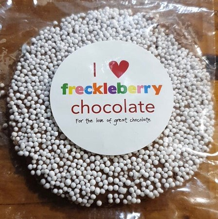 Freckleberry Chocolate Factory