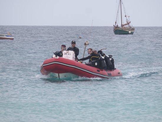 AAA Maio Diving