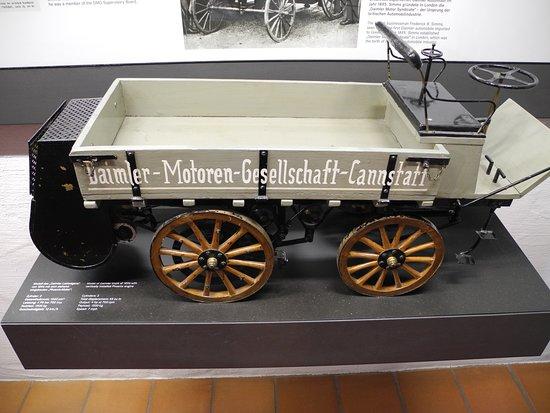 Gottlieb Daimlers Geburtshaus