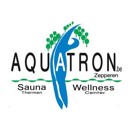 Sint-Truiden, België: Logo van Aquatron Thermen