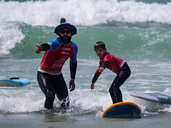 Ecole de Surf de Bretagne - La Torche
