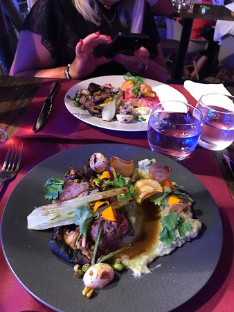 Oxa Restaurant Club St Laurent Du Var Menu Prices Restaurant