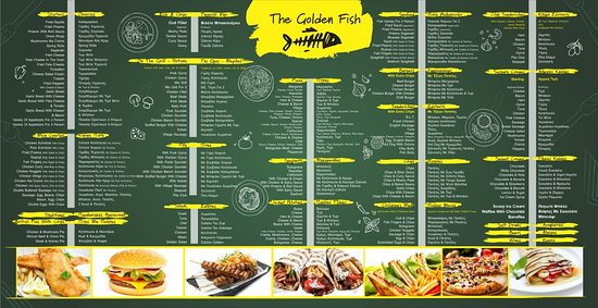 The Golden Fish Tsilivi Planos Restaurant Reviews Photos Phone Number Tripadvisor Served with rice, gyro, grilled onions and green peppers. the golden fish tsilivi planos