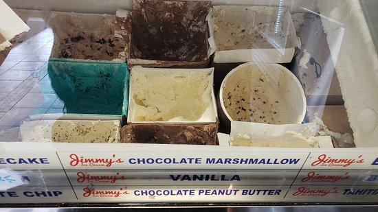 Jimmy's Ice Cream Resmi
