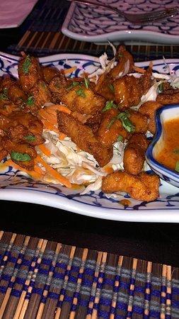 Authentisch Thai eten