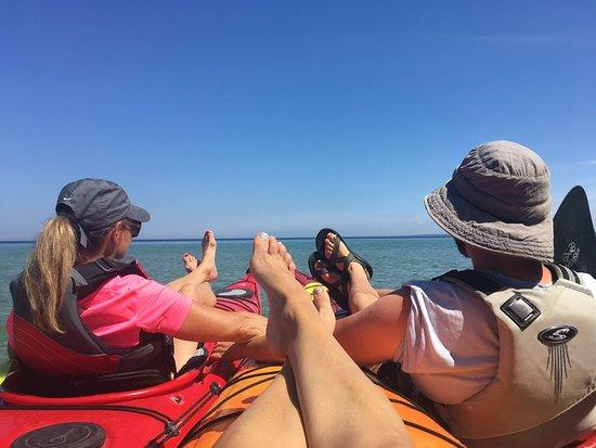 תמונה מArch Rock Adventure Kayak Tour