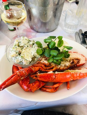 Ok lobster, poor customer service