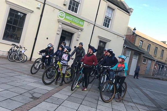 Angus Cycle Hub