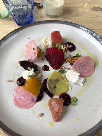 Braybrooke, UK: Tastes of Beetroot 