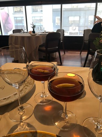 cocktails - Picture of Ai Fiori, New York City - TripAdvisor