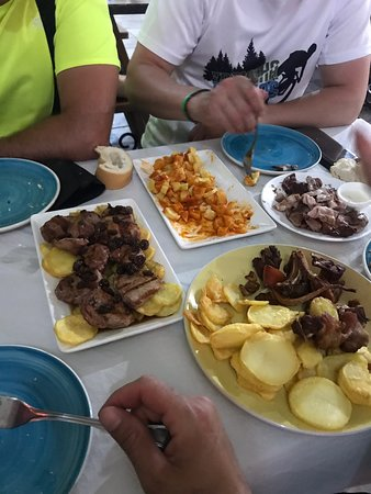 Moraleja, Espanha: Meson Puja