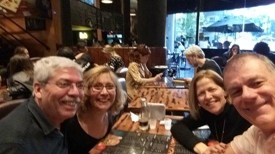 Bar Dona Onca: Almoço com os meus queridos...