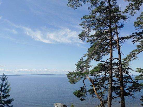 Konevets Island ภาพถ่าย