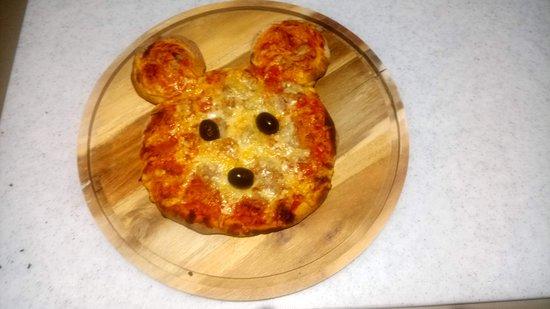 Fonsorbes, Francja: La pizza des enfants. Tous les mercredis pour une pizza des enfants acheté une boisson 33cl offerte.