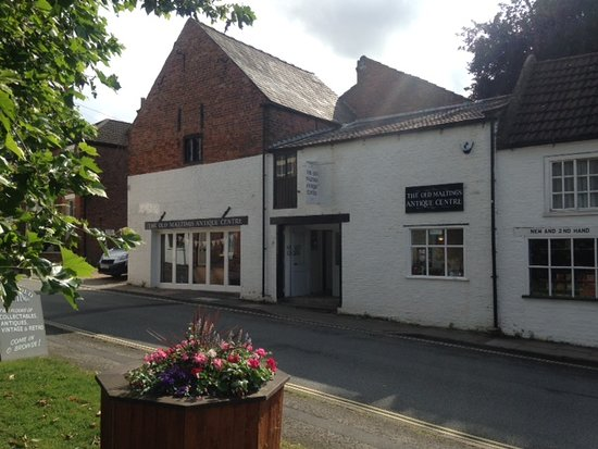 Louth, UK: Exterior View