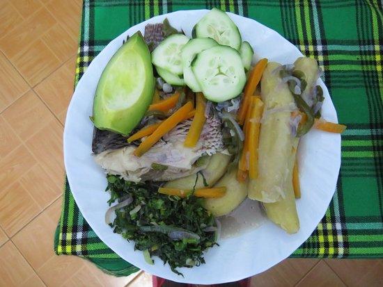 Longido, Tanzania: Best food