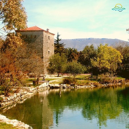 Butrint, ألبانيا: The Ancient City of Butrint is filled with so much beauty and history! Come with Tea Tours to explore it today! We welcome you! ❤︎